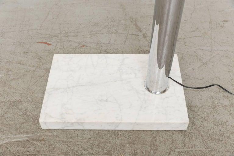 Mod Italian Arc Lamp For Sale 2