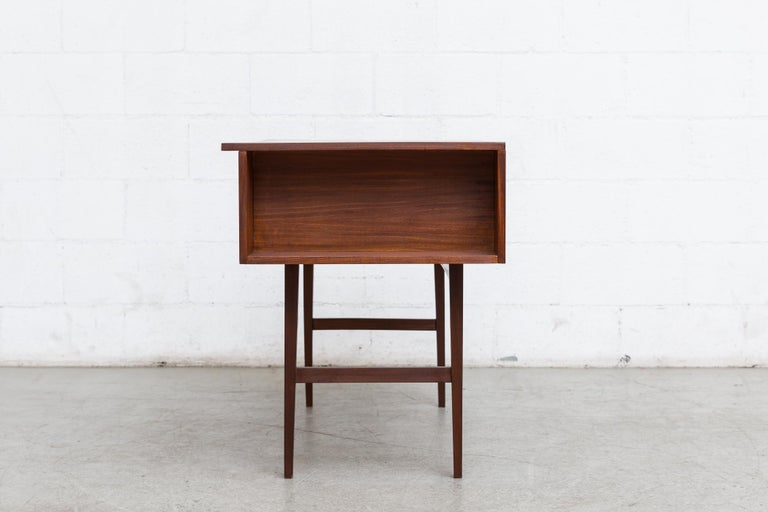 Mid-Century Modern Pierre Paulin Style Desk For Sale