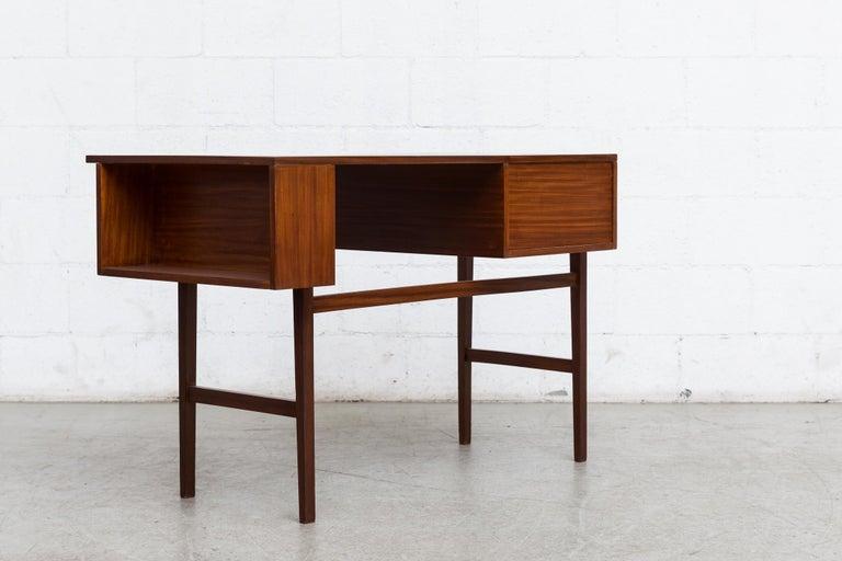Dutch Pierre Paulin Style Desk For Sale