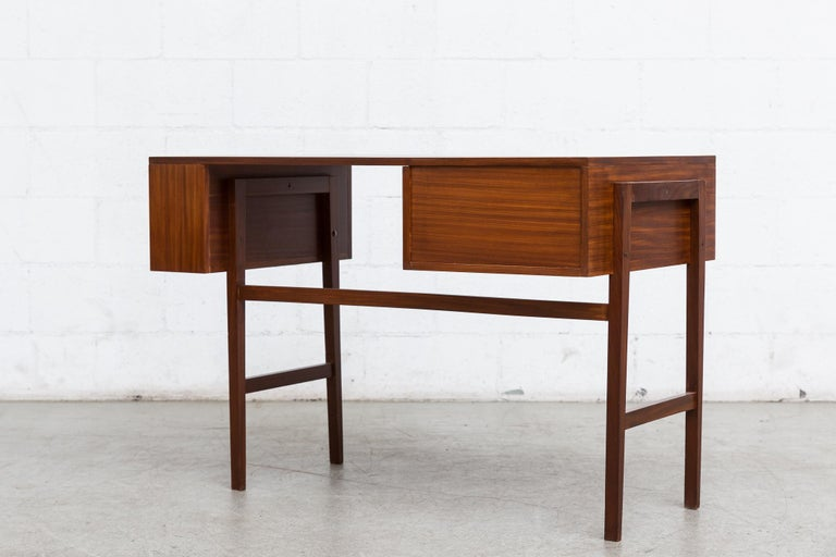 Mid-20th Century Pierre Paulin Style Desk For Sale