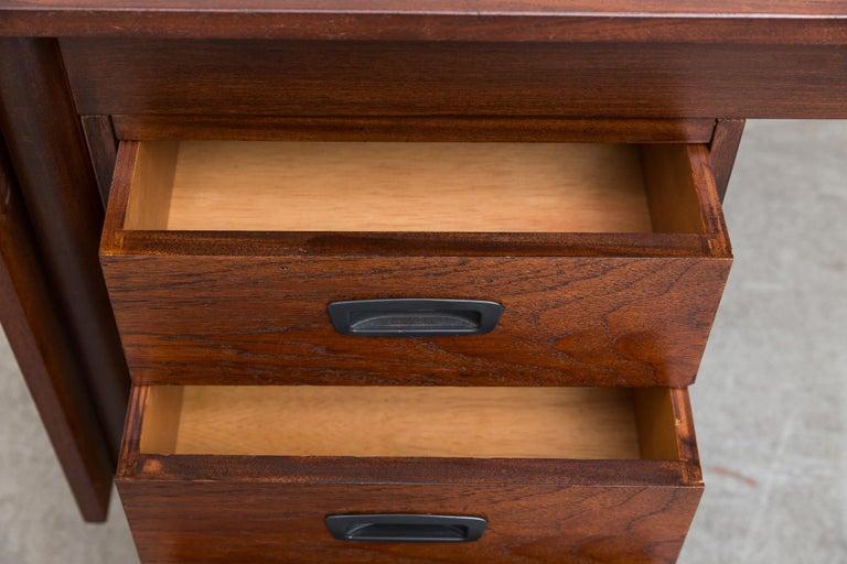 Arne Vodder Style Writing Desk For Sale 5