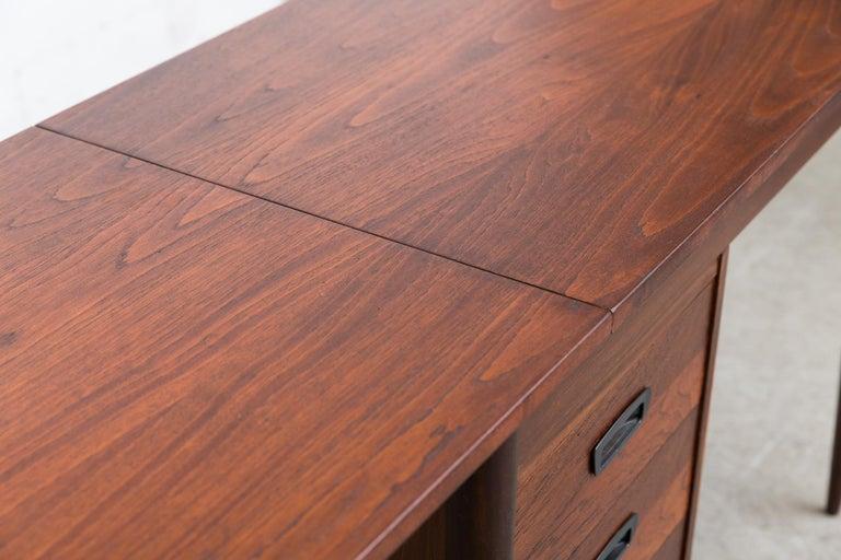 Arne Vodder Style Writing Desk For Sale 7