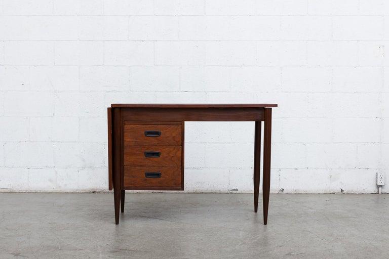 Mid-Century Modern Arne Vodder Style Writing Desk For Sale