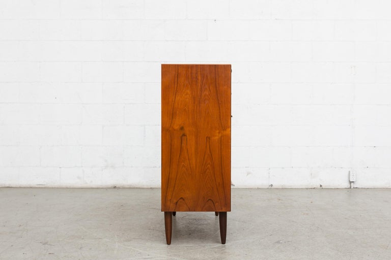 Mid-Century Modern Midcentury Danish Teak Dresser For Sale