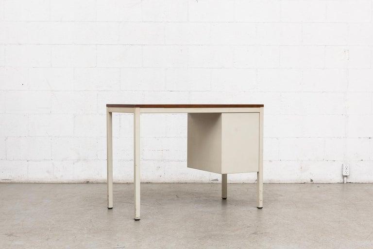 Mid-20th Century Emmein Meubel Industrial Desk For Sale