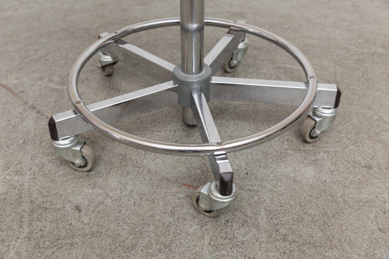 German Rolling Task Stool For Sale 5
