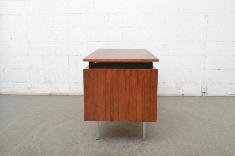 Mid-Century Modern Cees Braakman Teak Desk for Pastoe For Sale