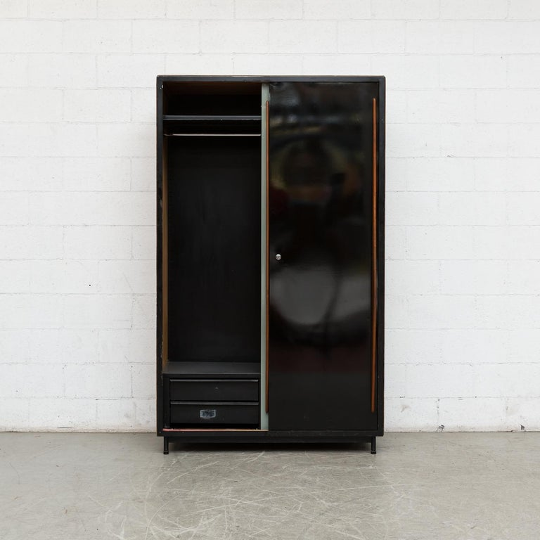 Large Willy Van Der Meeren Wardrobe for Tubax In Good Condition For Sale In Los Angeles, CA
