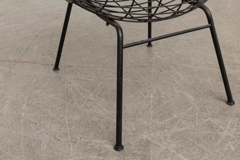 Rare Cees Braakman and Adriaan Dekker Flamingo Chair For Sale 2