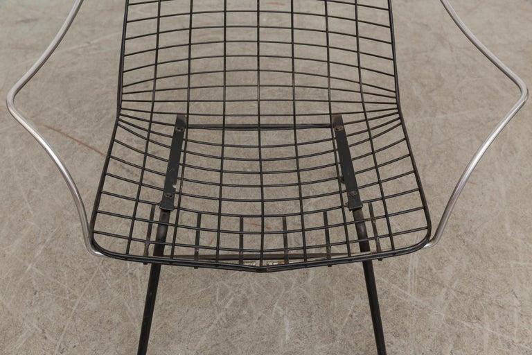 Metal Rare Cees Braakman and Adriaan Dekker Flamingo Chair For Sale