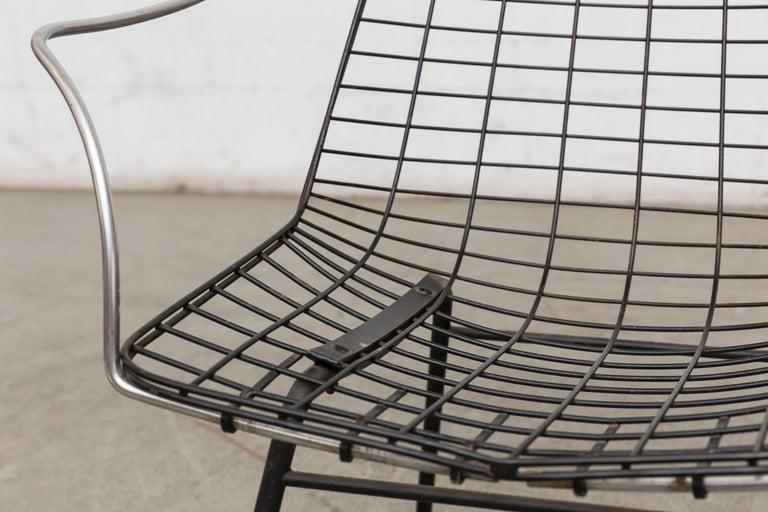 Rare Cees Braakman and Adriaan Dekker Flamingo Chair For Sale 1