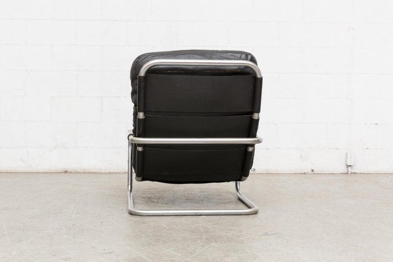 Jan des Bouvrie Leather Lounge S