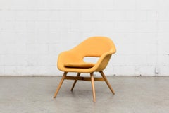 Miroslav Navrátil Bucket Lounge Chair for Vertex