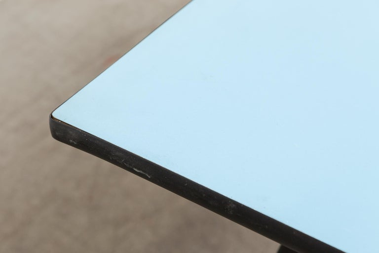 Coen de Vries Style Multicolored Writing Desk For Sale 4