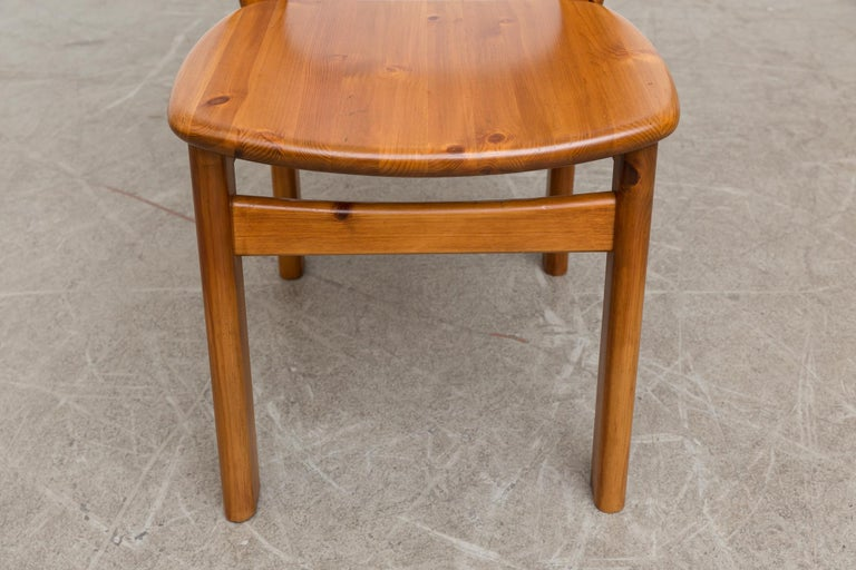 Glostrup Møbelfabrik Danish Pine Dining Set For Sale 2