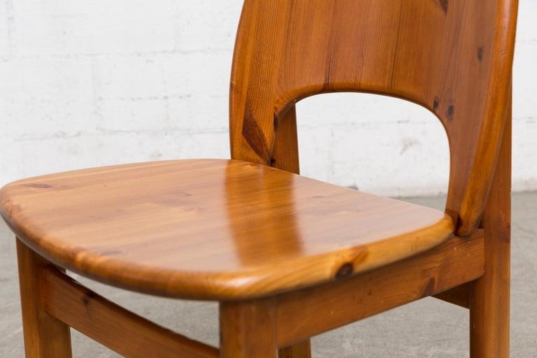 Glostrup Møbelfabrik Danish Pine Dining Set For Sale 3