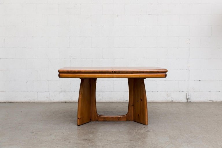 Glostrup Møbelfabrik Danish Pine Dining Set For Sale 7