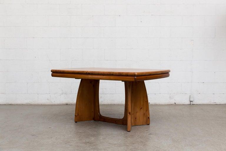 Glostrup Møbelfabrik Danish Pine Dining Set For Sale 9