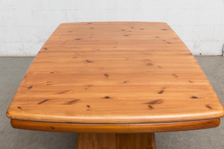 Glostrup Møbelfabrik Danish Pine Dining Set For Sale 12
