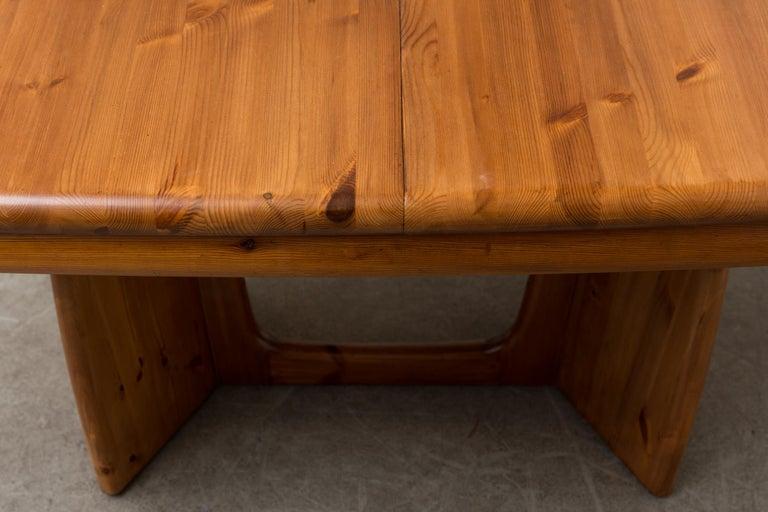 Glostrup Møbelfabrik Danish Pine Dining Set For Sale 14