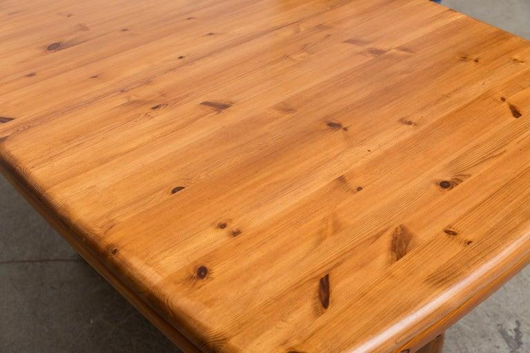 Glostrup Møbelfabrik Danish Pine Dining Set For Sale 15