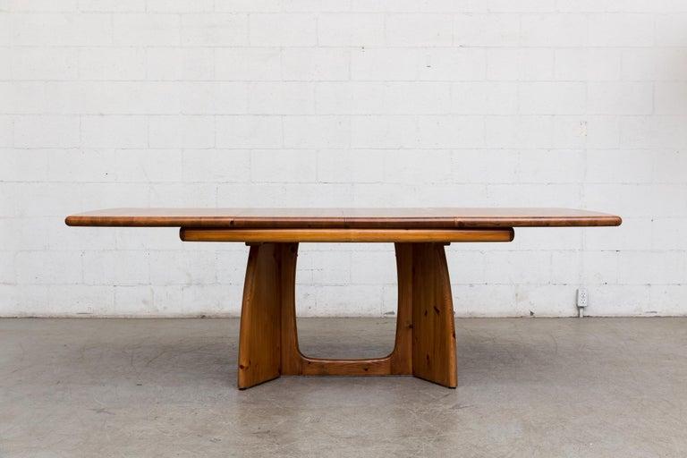 Glostrup Møbelfabrik Danish Pine Dining Set For Sale 8