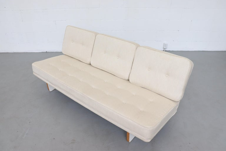 Bone Kho Liang Ie Sofa for Artifort In Good Condition For Sale In Los Angeles, CA