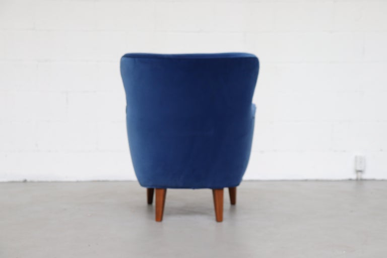 Theo Ruth Lounge Chair by Artifort In Good Condition For Sale In Los Angeles, CA