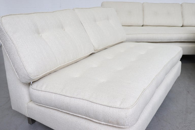 Upholstery Artifort 3-Piece Sectional Sofa by Geoffrey Harcourt For Sale