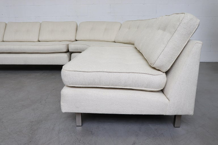 Mid-20th Century Artifort 3-Piece Sectional Sofa by Geoffrey Harcourt For Sale