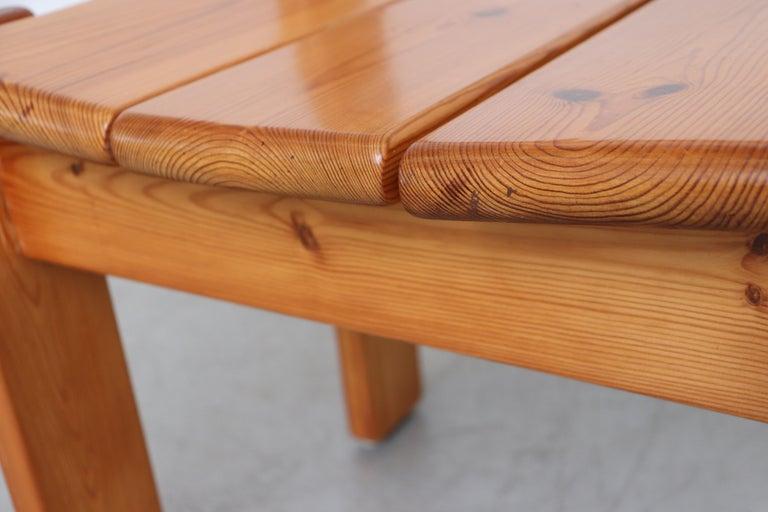 Ate van Apeldoorn Style Pine Dining Set For Sale 14