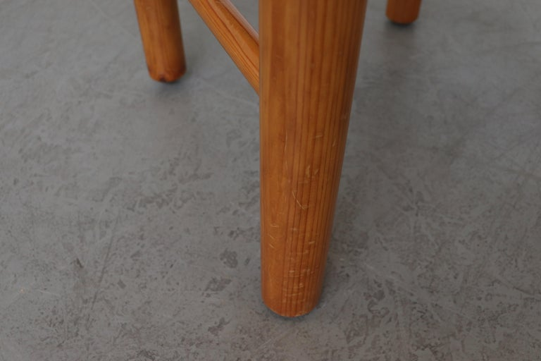 Set of 6 Rainer Daumiller Style Pine Dining Chairs For Sale 14