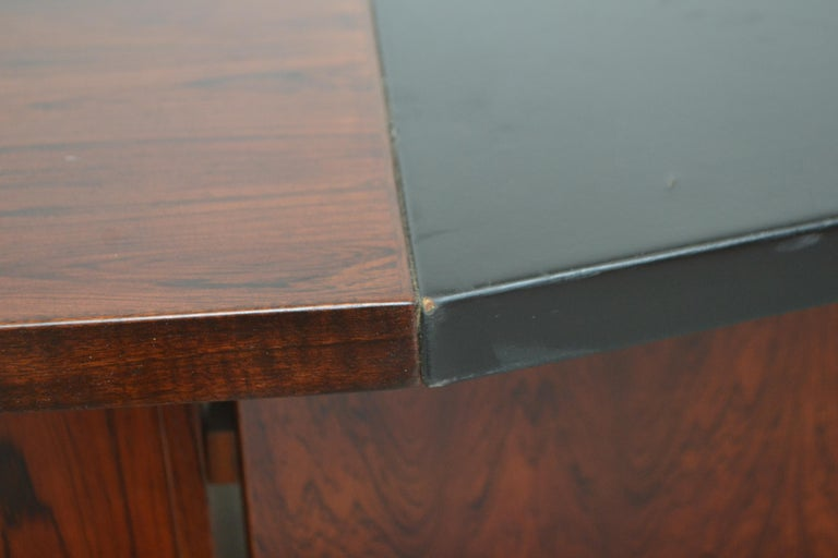 Fristho Executive Rosewood Desk For Sale 3
