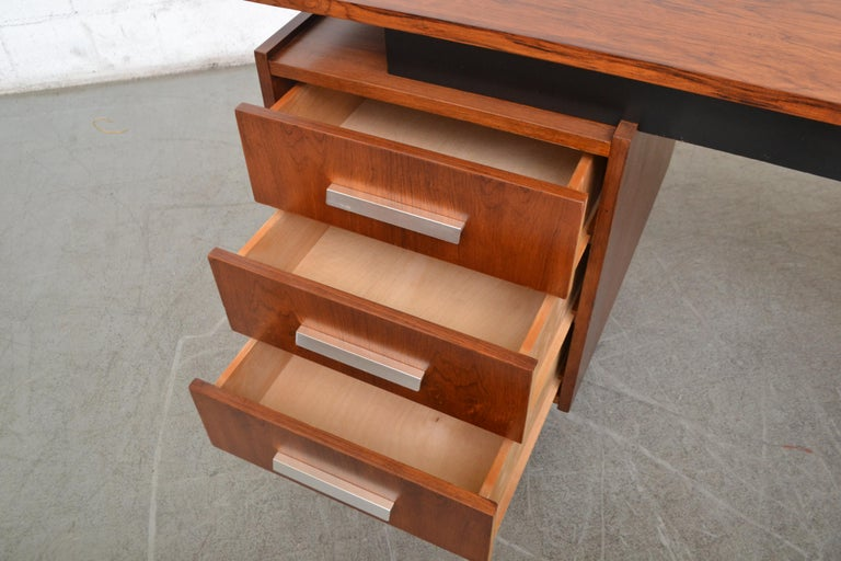 Mid-20th Century Cees Braakman Teak Desk for Pastoe For Sale