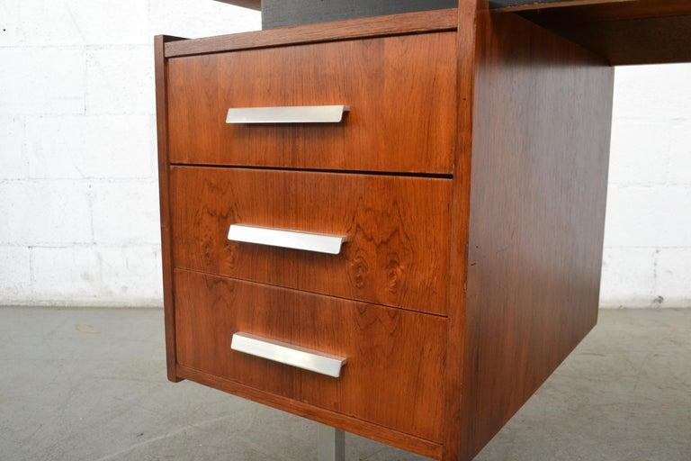 Cees Braakman Teak Desk for Pastoe For Sale 1