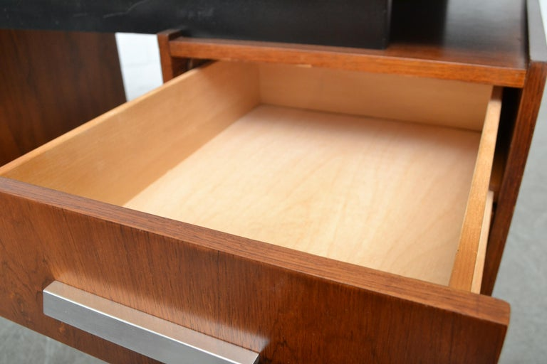 Cees Braakman Teak Desk for Pastoe For Sale 4