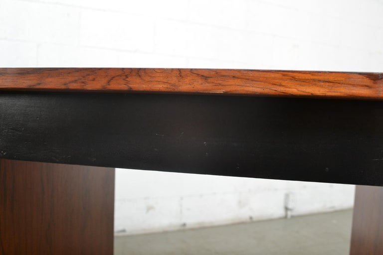 Cees Braakman Teak Desk for Pastoe For Sale 2