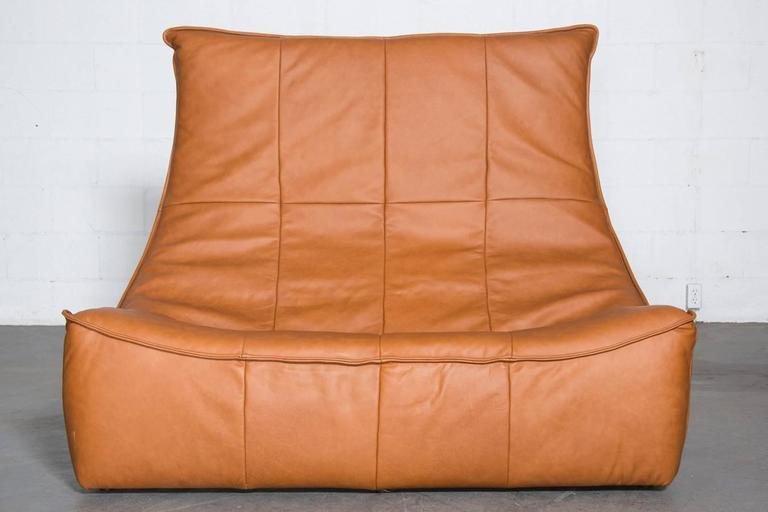 Quot The Rock Quot Two Seater Sofa By Gerard Van Den Berg For