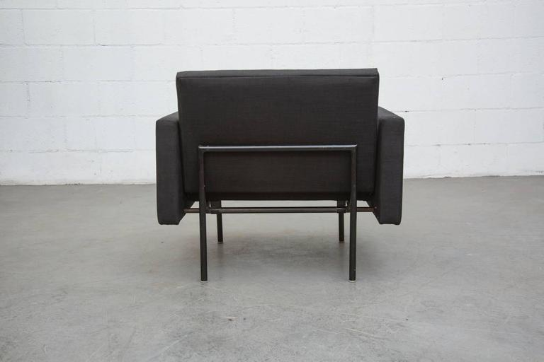 Rare Pair Of Convertible Lounge To Sleeper Chairs For Sale At 1stdibs