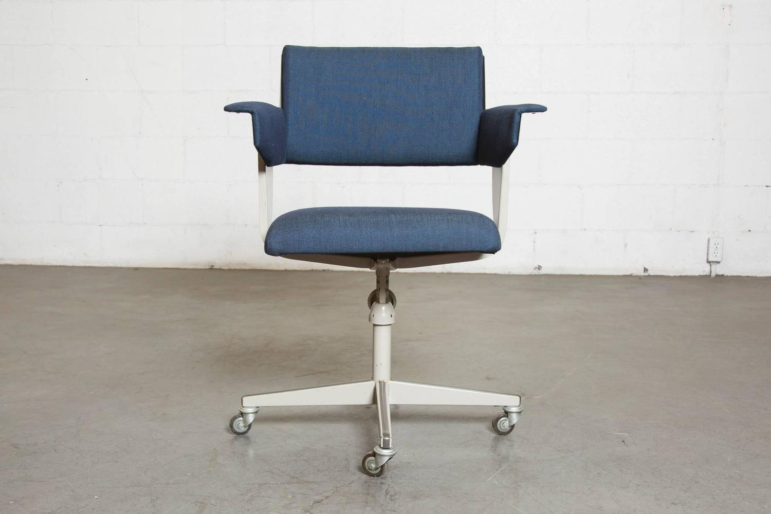 "Friso Kramer ""Resort"" Rolling fice Chair For Sale at 1stdibs"