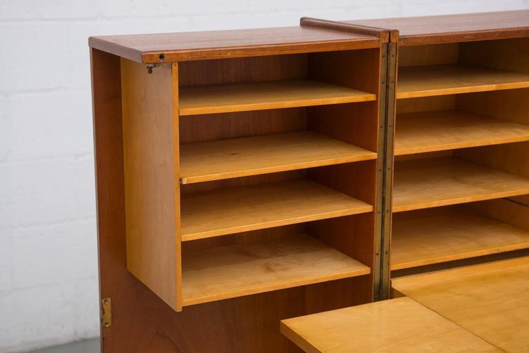 Mummenthaler And Meier Quot Magic Box Quot Folding Desk Cabinet