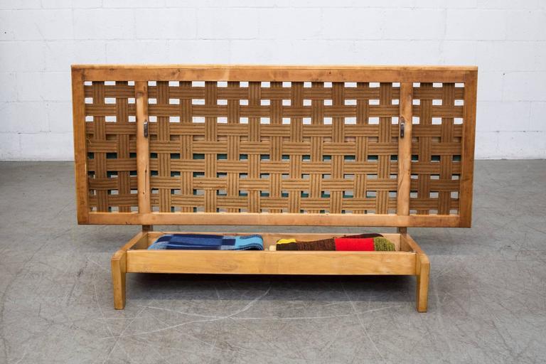 Dirk Van Sliedregt Sleeper Sofa For Pastoe At 1stdibs
