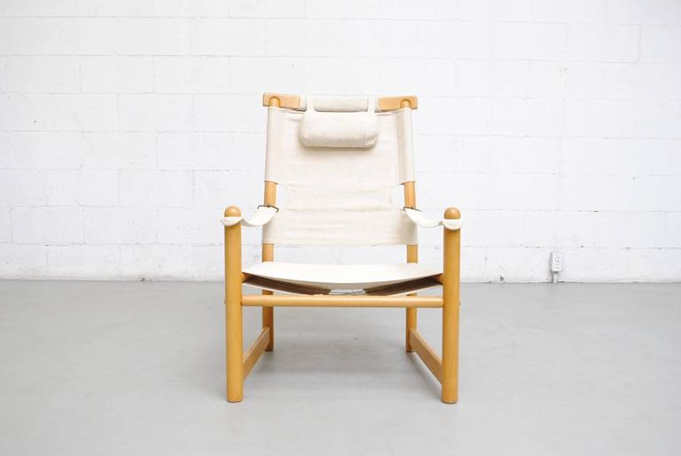 Canvas Safari Campaign Chair 2