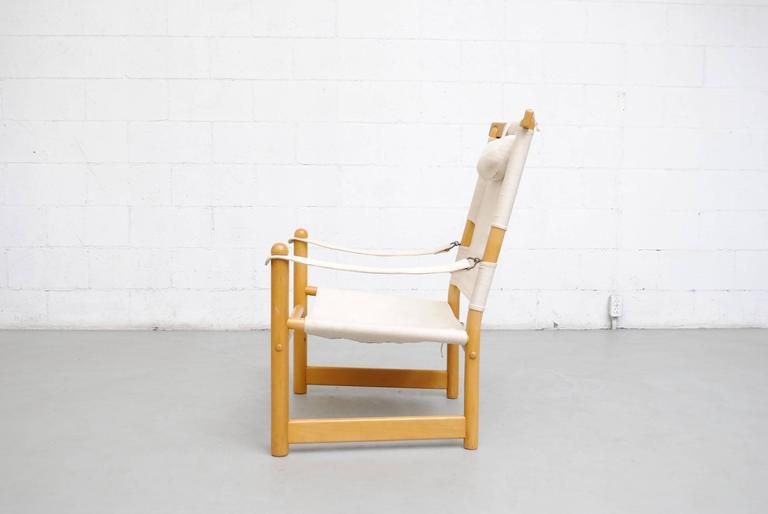 Canvas Safari Campaign Chair 3