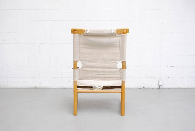 Canvas Safari Campaign Chair 5