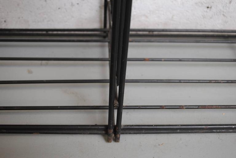 Tjerk Reijenga for Pilastro Standing Wire Bookshelf 9