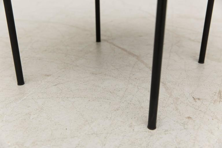 Wim Rietveld for Auping Industrial Side Table For Sale 1