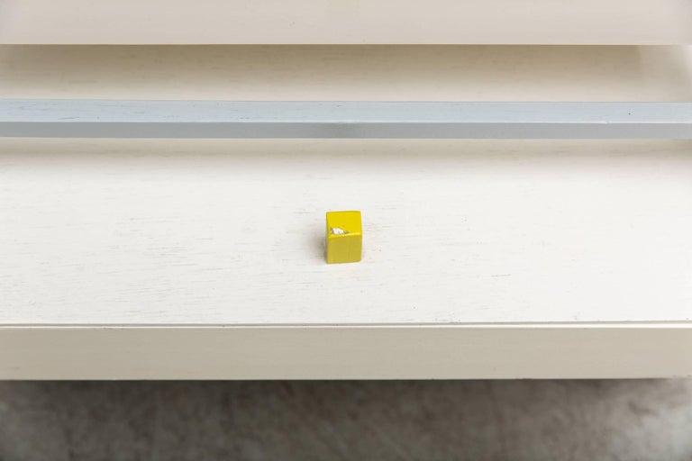 Wood Gerrit Rietveld Designed Filing Cabinet for Dr. Hartog For Sale