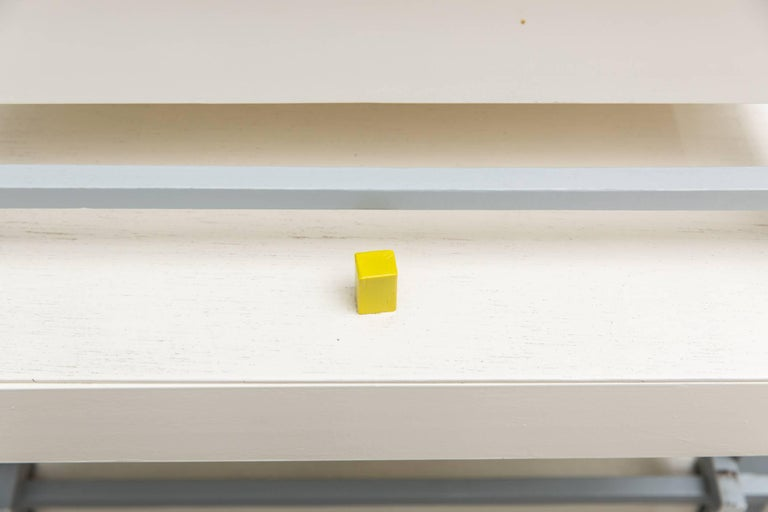 Gerrit Rietveld Designed Filing Cabinet for Dr. Hartog For Sale 1