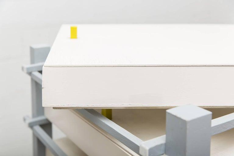 Gerrit Rietveld Designed Filing Cabinet for Dr. Hartog For Sale 2